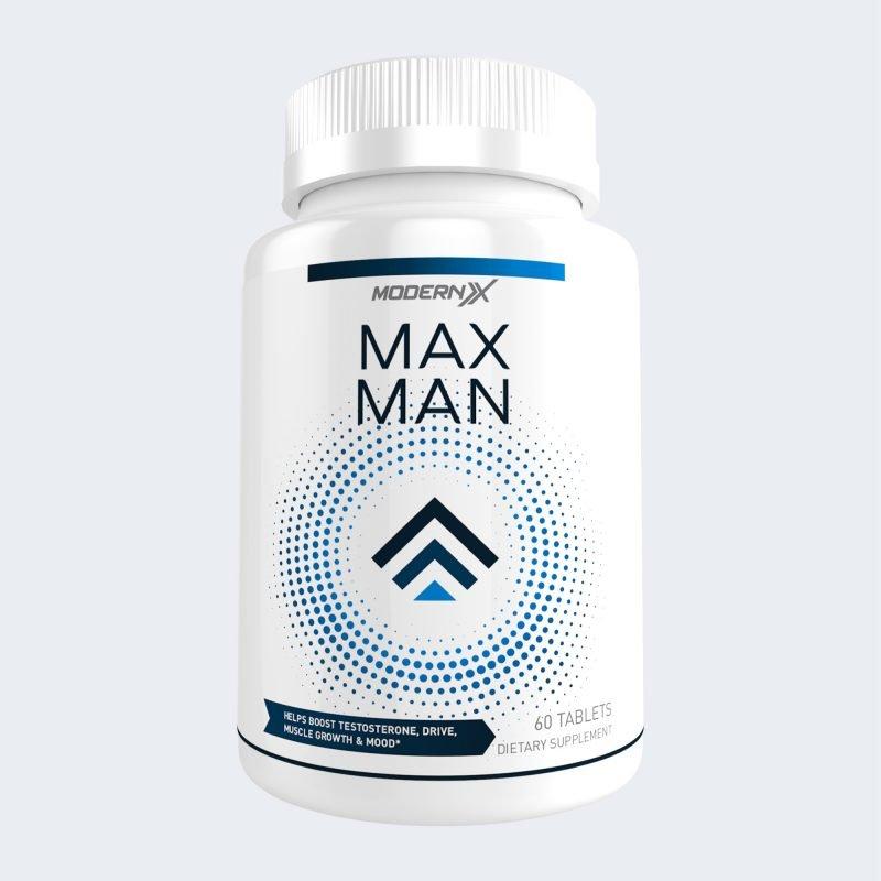 Max Man by ModernX