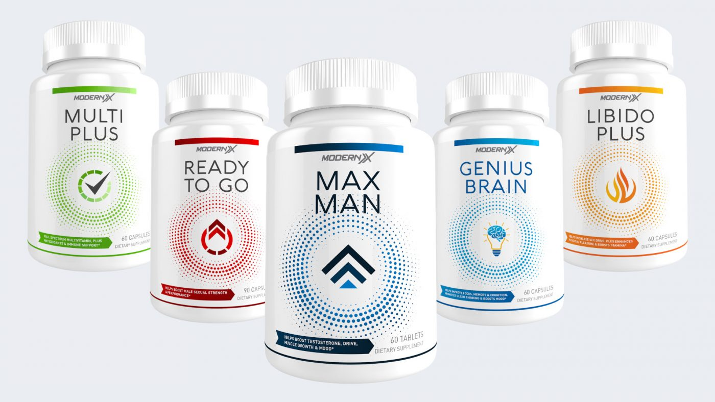 ModernX: Science Backed Supplements That Work