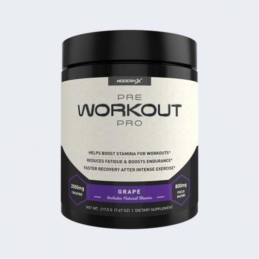 Pre Workout Pro by ModernX