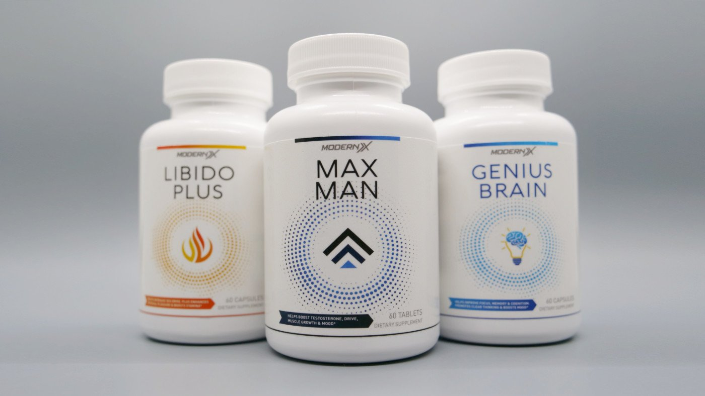 ModernX - Science backed supplements that work